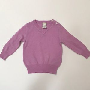 Crewcuts Cashmere Sweater 9-12 months